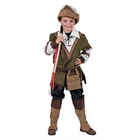 Robin Hood jelmez - 140 cm-es méret