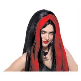 Paróka - Boszi - vörös és fekete Itt egy ajánlat található, a bővebben gombra kattintva, további információkat talál a termékről.