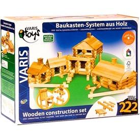 Varis fa építőjáték 222 db-os