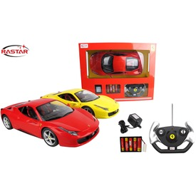 Távirányítós Ferrari 458 Italia - 1:14, többféle