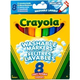 Crayola: 8 darabos vastag táblafilc Itt egy ajánlat található, a bővebben gombra kattintva, további információkat talál a termékről.