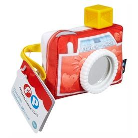 Fisher-Price tükrös kamera plüssjáték Itt egy ajánlat található, a bővebben gombra kattintva, további információkat talál a termékről.