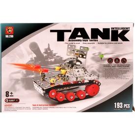 Tank 193 darabos fém építőjáték