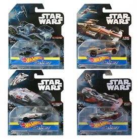 Hot Wheels Star Wars Autóhajók DPV