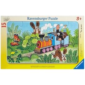 Kisvakond vonatozik 15 darabos puzzle Itt egy ajánlat található, a bővebben gombra kattintva, további információkat talál a termékről.
