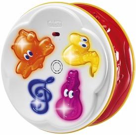 Chicco zenélő dob bébijáték Itt egy ajánlat található, a bővebben gombra kattintva, további információkat talál a termékről.