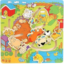 Fa állatos útvesztő Itt egy ajánlat található, a bővebben gombra kattintva, további információkat talál a termékről.