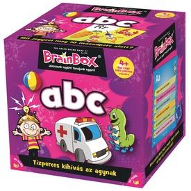 BrainBox - ABC társasjáték Itt egy ajánlat található, a bővebben gombra kattintva, további információkat talál a termékről.