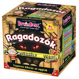 BrainBox - Ragadozók társasjáték Itt egy ajánlat található, a bővebben gombra kattintva, további információkat talál a termékről.