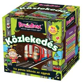 BrainBox - Közlekedés társasjáték Itt egy ajánlat található, a bővebben gombra kattintva, további információkat talál a termékről.