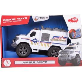 Dickie Ambulance mentőautó - 20 cm Itt egy ajánlat található, a bővebben gombra kattintva, további információkat talál a termékről.