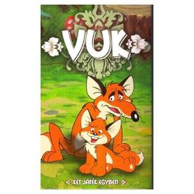 Vuk 2 az 1-ben kártyajáték Itt egy ajánlat található, a bővebben gombra kattintva, további információkat talál a termékről.