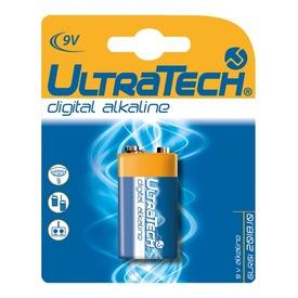 UltraTech 9V elem 1 darabos készlet
