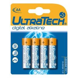 Ultratech Digital LR6 AA B4 elemPUT-AA910001 Itt egy ajánlat található, a bővebben gombra kattintva, további információkat talál a termékről.