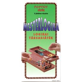 Mesterlogika társasjáték Itt egy ajánlat található, a bővebben gombra kattintva, további információkat talál a termékről.