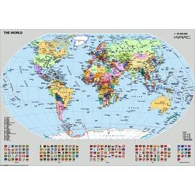 Puzzle 1000 db - Világtérkép Itt egy ajánlat található, a bővebben gombra kattintva, további információkat talál a termékről.