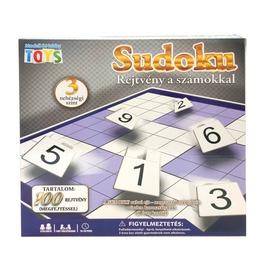 Sudoku társasjáték Itt egy ajánlat található, a bővebben gombra kattintva, további információkat talál a termékről.