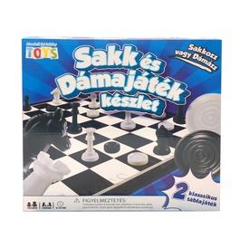 Sakk és dáma társasjáték Itt egy ajánlat található, a bővebben gombra kattintva, további információkat talál a termékről.