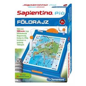 Sapientino földrajz oktatójáték