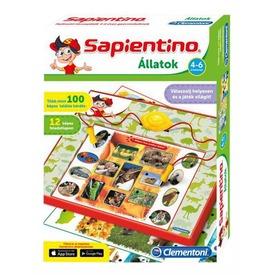 Sapientino állatok oktatójáték Itt egy ajánlat található, a bővebben gombra kattintva, további információkat talál a termékről.