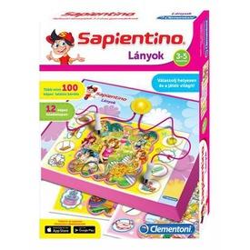 Sapientino lányoknak oktatójáték Itt egy ajánlat található, a bővebben gombra kattintva, további információkat talál a termékről.