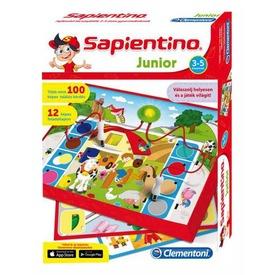 Sapientino junior oktatójáték Itt egy ajánlat található, a bővebben gombra kattintva, további információkat talál a termékről.