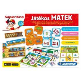 Sapientino játékos matek oktatójáték Itt egy ajánlat található, a bővebben gombra kattintva, további információkat talál a termékről.