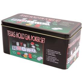 Póker készlet fémdobozban 200 darab zsetonnal Itt egy ajánlat található, a bővebben gombra kattintva, további információkat talál a termékről.