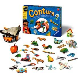 Contura formafelismerő társasjáték Itt egy ajánlat található, a bővebben gombra kattintva, további információkat talál a termékről.