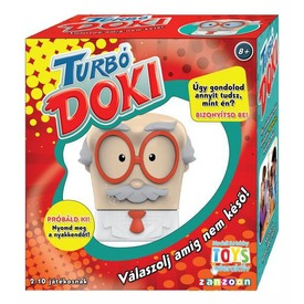 Turbó Doki társasjáték Itt egy ajánlat található, a bővebben gombra kattintva, további információkat talál a termékről.