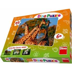 Állatok 99 darabos puzzle - többféle Itt egy ajánlat található, a bővebben gombra kattintva, további információkat talál a termékről.