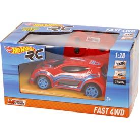 Hot Wheels távirányítós autó - 1:28, többféle