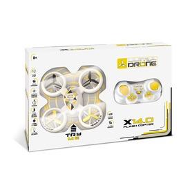 Ultra Drone X14. 0 távirányítós quadrocopter Itt egy ajánlat található, a bővebben gombra kattintva, további információkat talál a termékről.
