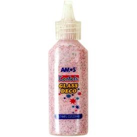 Konfettis üvegfesték - 22 ml, többféle