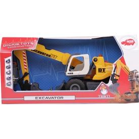 Dickie Excavator markológép - 35 cm Itt egy ajánlat található, a bővebben gombra kattintva, további információkat talál a termékről.