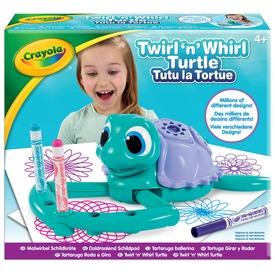 Crayola: Pörgő-forgó teknőc rajzmágus