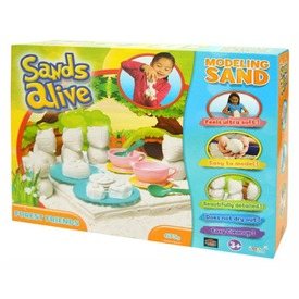 Sands Alive intelligens homok tea parti