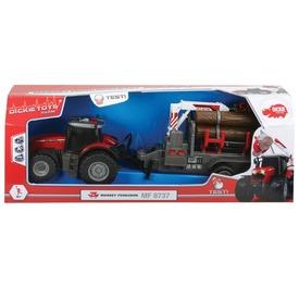 Dickie Massey-Ferguson 8737 traktor - 41 cm Itt egy ajánlat található, a bővebben gombra kattintva, további információkat talál a termékről.
