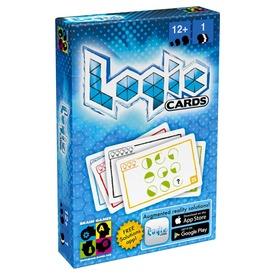 Logic Cards logikai játék - kék Itt egy ajánlat található, a bővebben gombra kattintva, további információkat talál a termékről.