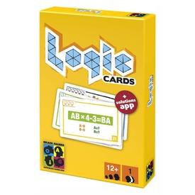 Logic Cards logikai játék - sárga Itt egy ajánlat található, a bővebben gombra kattintva, további információkat talál a termékről.