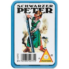 Fekete Péter kártyajáték - Piatnik