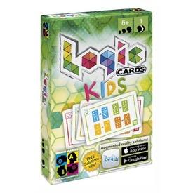 Logic Cards Kids logikai játék Itt egy ajánlat található, a bővebben gombra kattintva, további információkat talál a termékről.