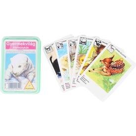 Állatkölykök kártya Itt egy ajánlat található, a bővebben gombra kattintva, további információkat talál a termékről.