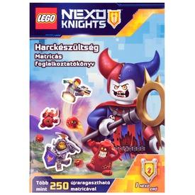 LEGO® Nexo Knights Harckészültség - matricás foglalkoztató Itt egy ajánlat található, a bővebben gombra kattintva, további információkat talál a termékről.
