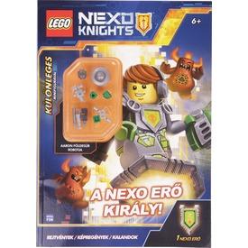 LEGO® Nexo Knights A Nexo erő király! Itt egy ajánlat található, a bővebben gombra kattintva, további információkat talál a termékről.