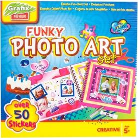 Grafix fényképkeret készítő készlet Itt egy ajánlat található, a bővebben gombra kattintva, további információkat talál a termékről.