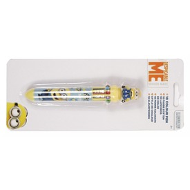 Minion 10 színű golyóstoll Itt egy ajánlat található, a bővebben gombra kattintva, további információkat talál a termékről.