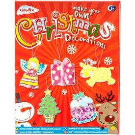 Grafix karácsonyi dekoráció készítő készlet Itt egy ajánlat található, a bővebben gombra kattintva, további információkat talál a termékről.