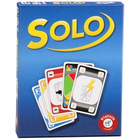 Solo kártyajáték Itt egy ajánlat található, a bővebben gombra kattintva, további információkat talál a termékről.
