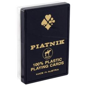 Piatnik plasztik 55 lapos römi kártya - többféle Itt egy ajánlat található, a bővebben gombra kattintva, további információkat talál a termékről.